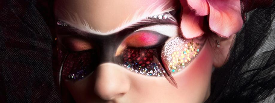 Airbrush make up any Hair style